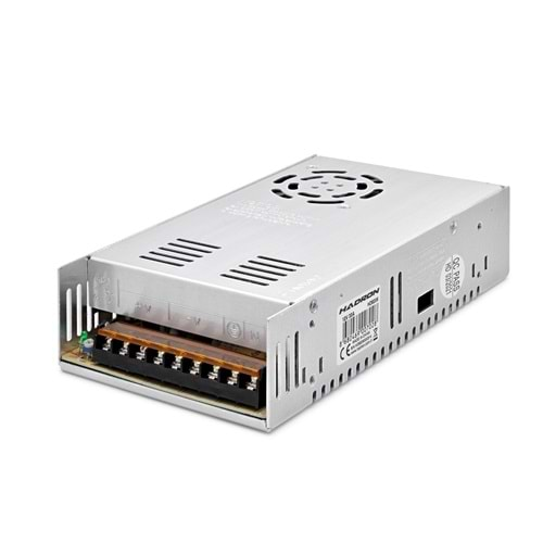 HADRON HD8206 ADAPTÖR METAL 12V 30A 21.5*11.5*5CM